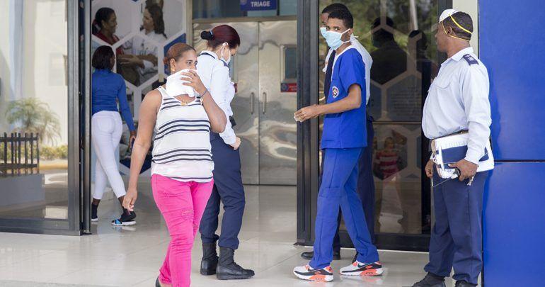Contagios coronavirus se intensifican en el país