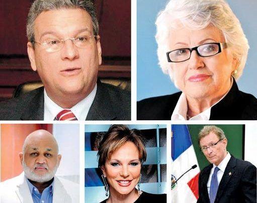 Ya son 5 los nuevos Ministros designados por Abinader