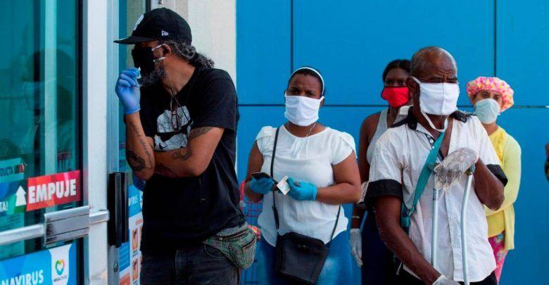 salud Publica reporta hoy 17 fallecidos y 1,418 casos nuevos