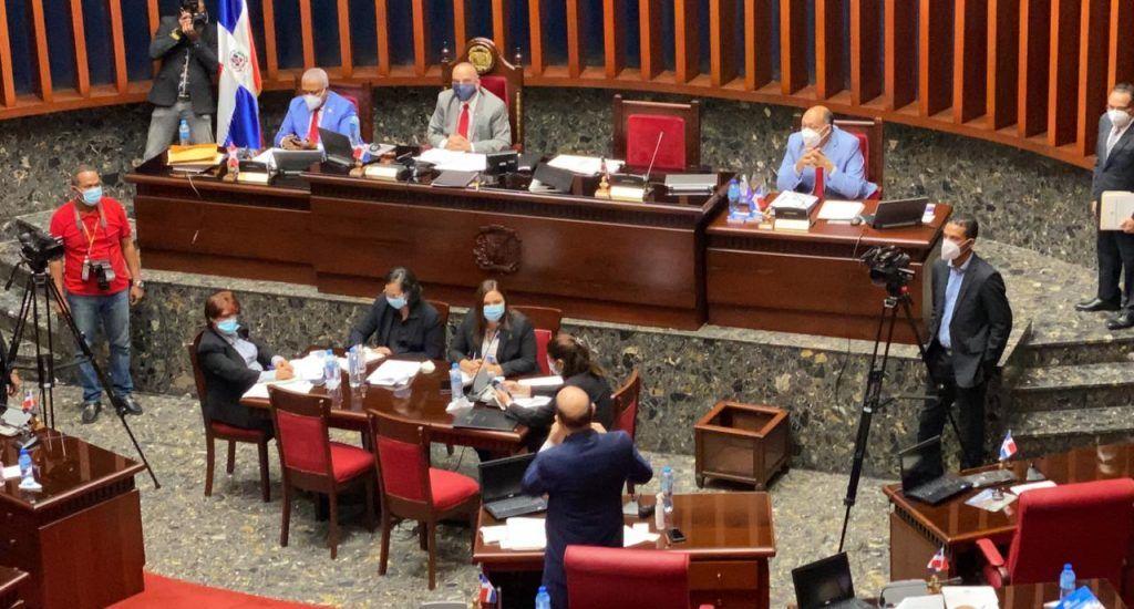 Senado niega aprobación del proyecto de Ley que otorgaría 30 % de las AFP