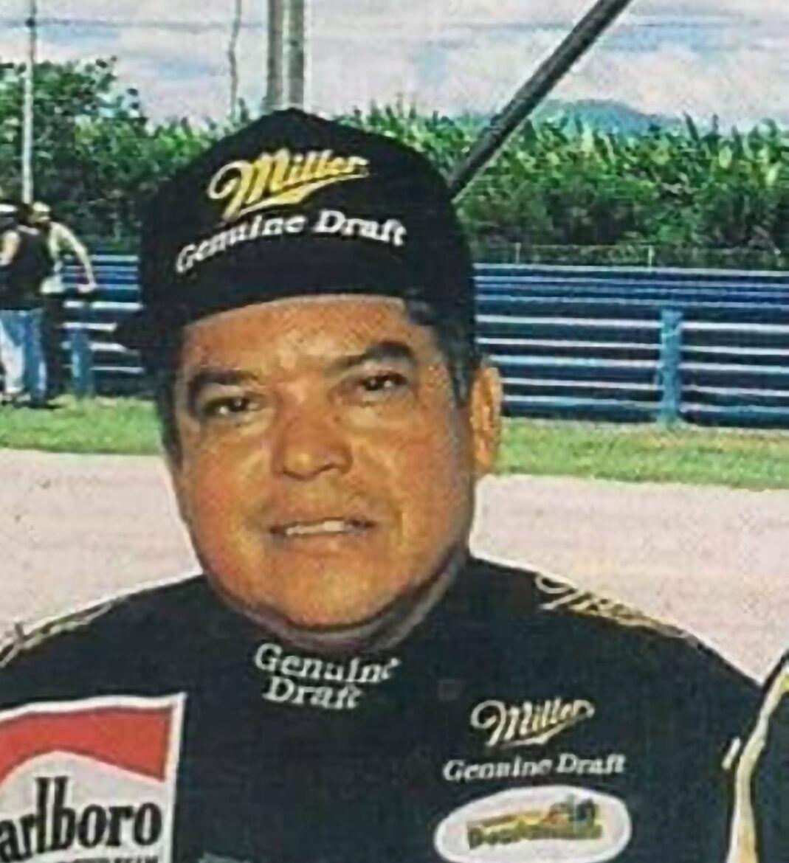Muere de un derrame cerebral el campeón automovilístico Adriano Abreu. Fuente externa.