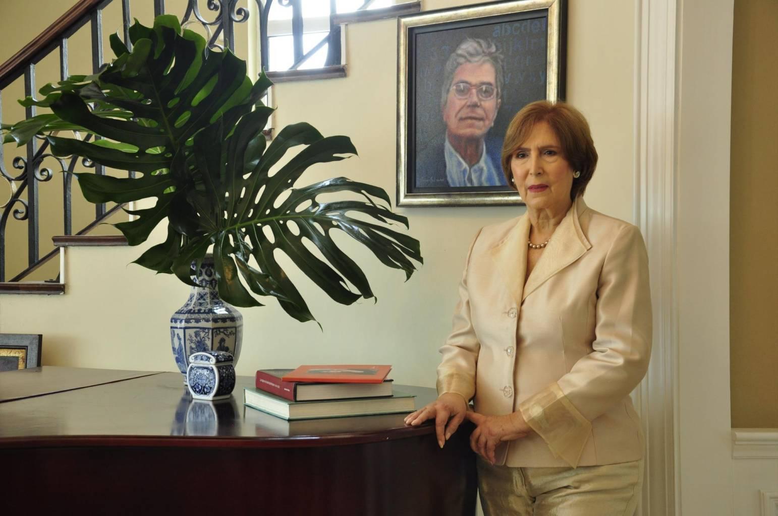 Hoy Carmen Heredia asume el Ministerio de Cultura