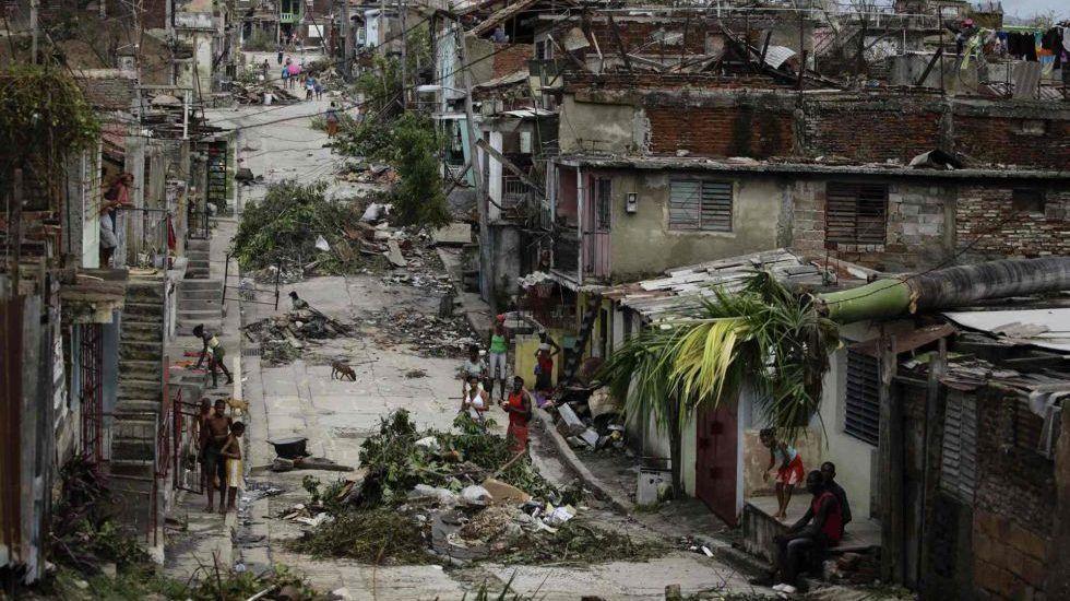 Se cumplen 41 años del paso por República Dominicana del huracán David