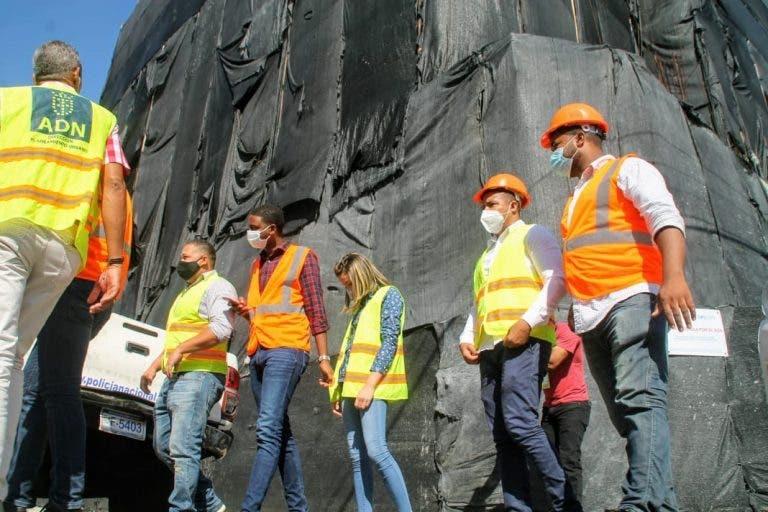 Ayuntamiento Distrito paraliza construcción de torre en Mirador Sur