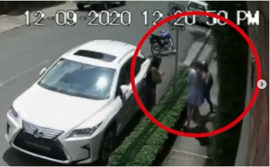 Atracador de Mariasela Álvarez e hija una hora después atracó Tuto Guerrero y familia