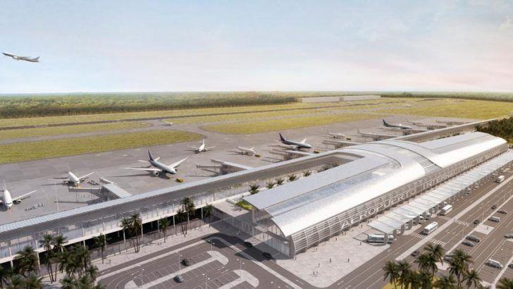 Aeropuerto Internacional de Bávaro desmiente empezara construcción