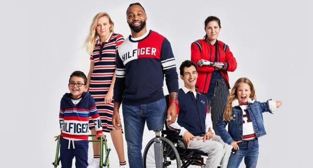 """Tommy Hilfiger encabeza un """"show"""" virtual de moda adaptada a discapacidades. FUENTE EXTERNA."""
