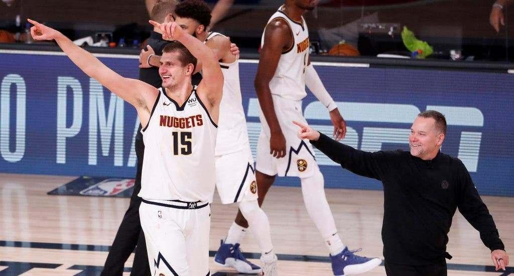 Denver hace el milagro y gana tres seguidos para eliminar a Leonard y a Clippers