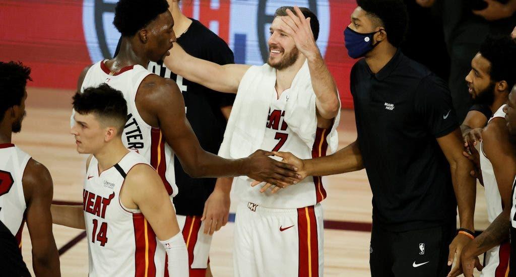 El Heat gana a Celtics el primero en las finales de la Conferencia Este
