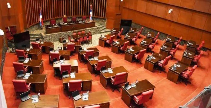 El Senado suspende labores de esta semana tras casos de coronavirus