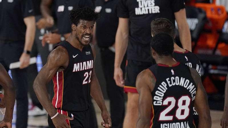 Miami Heat venció a los Bucks y acaricia la Final de la Conferencia Este