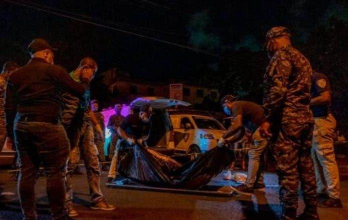 Policía mata joven transitaba en una motocicleta durante toque de queda