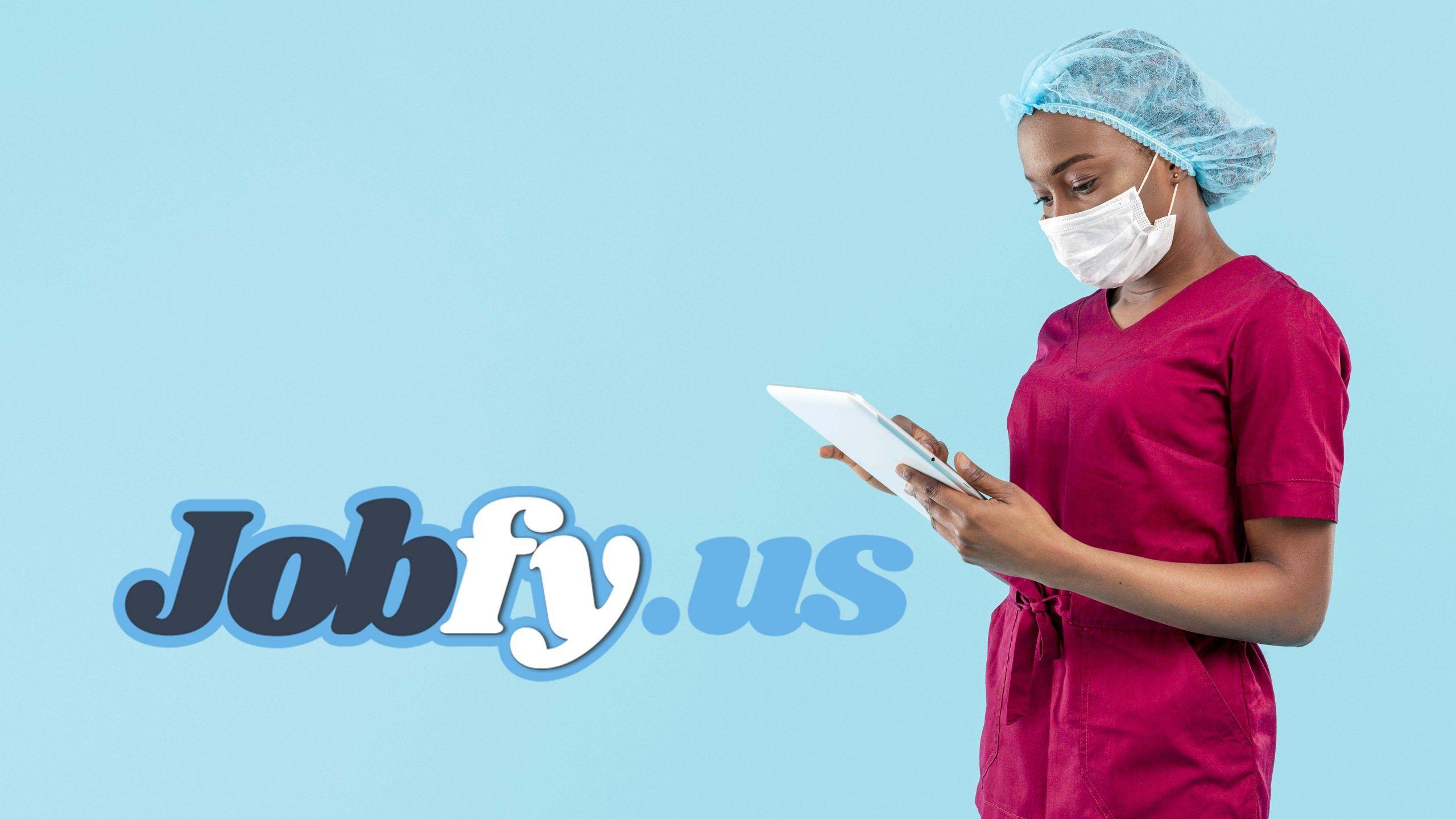 Jobfy.us reclutará 1,500 enfermeras para luchar contra COVID-19