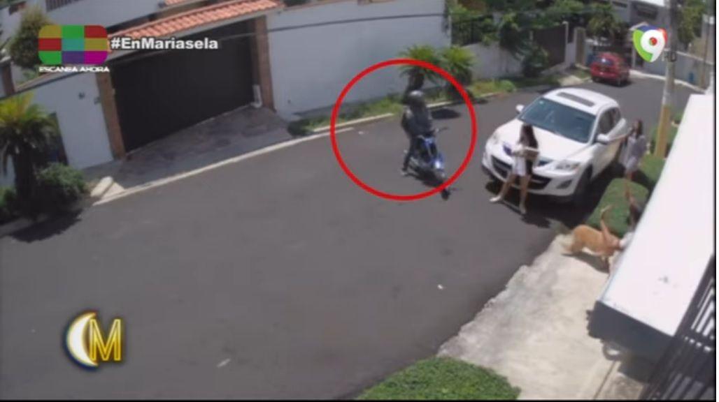 Buscan reducir peligro de fuga del atracador de comunicadores