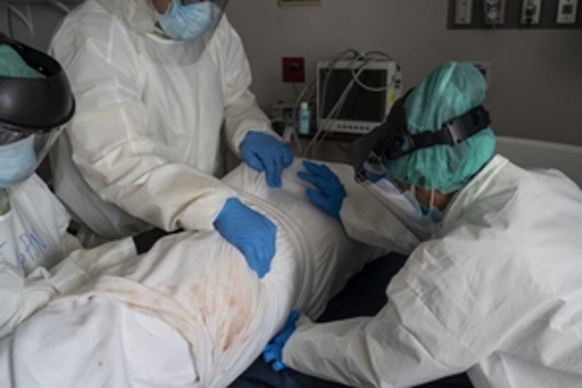 968 contagios y 10 muertes por COVID-19 en RD. Fuente externa.
