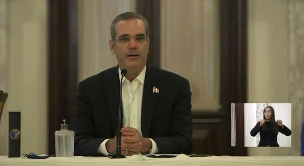 Discurso de Luis Abinader durante firma de la declaración de Chapultec