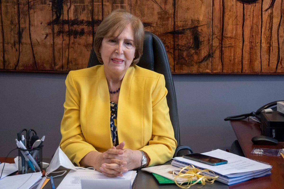 Ministra de Cultura deplora deterioro de los museos
