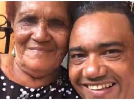 Fallece doña Juana, madre del humorista Miguel Céspedes