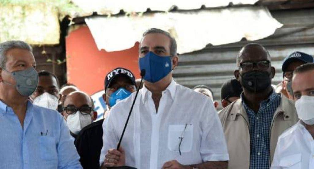Abinader advierte a asesinos de niña en Los Alcarrizos que su gobierno no tolerará esas acciones