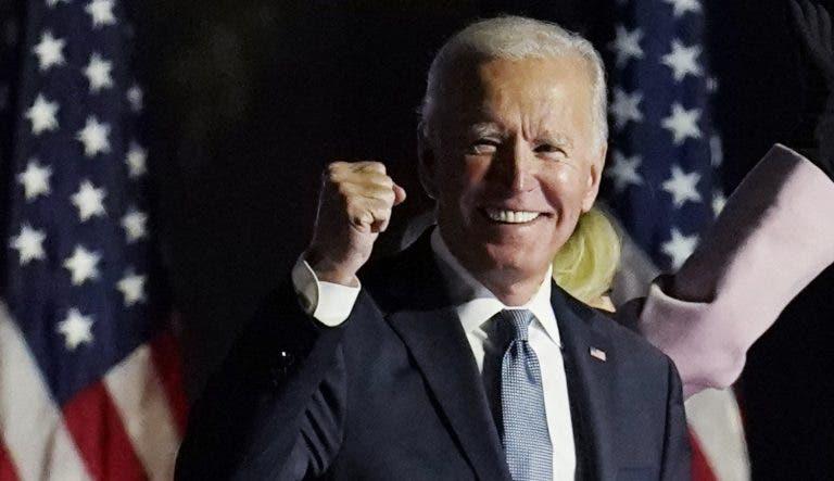Cambio. Biden será nuevo huésped de la Casa Blanca. Caso. La campaña de Donald Trump solicitó un recuento de los votos. FUENTE EXTERNA.
