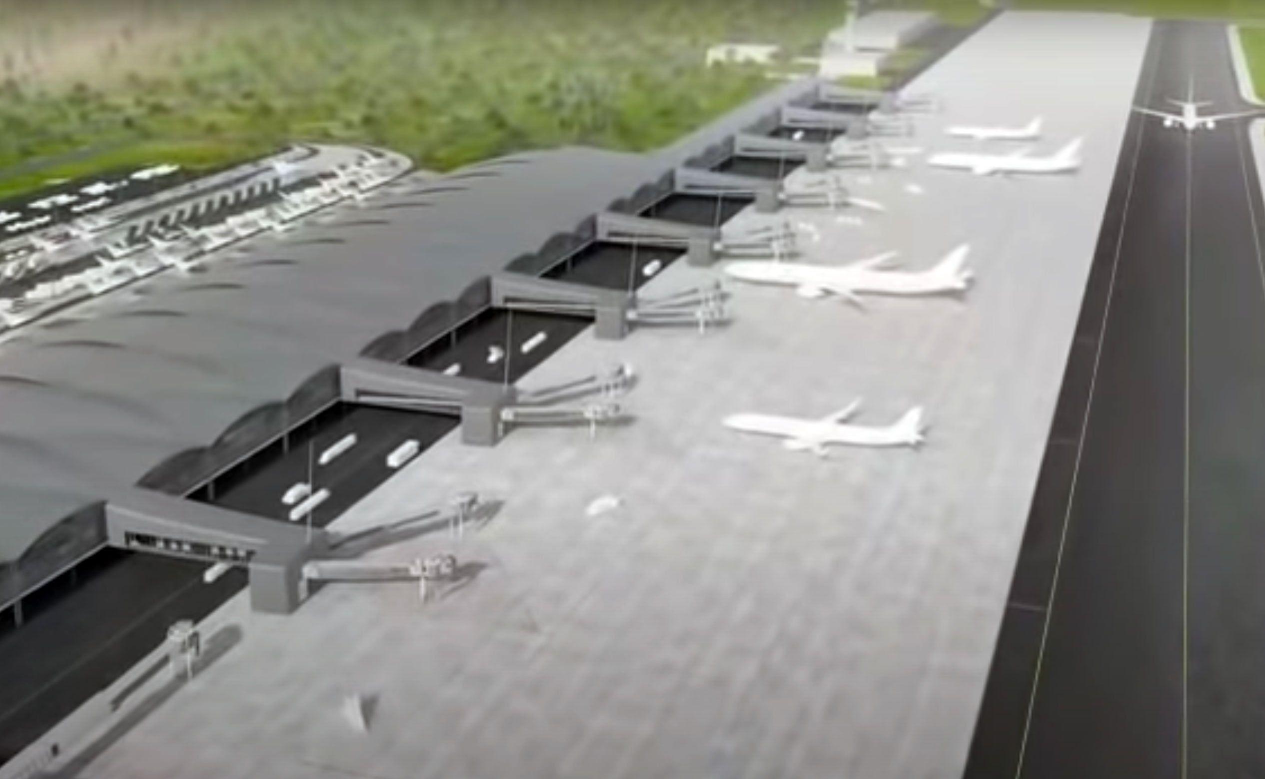 DAC intimado a revocar resolución que suspendió obras para aeropuerto