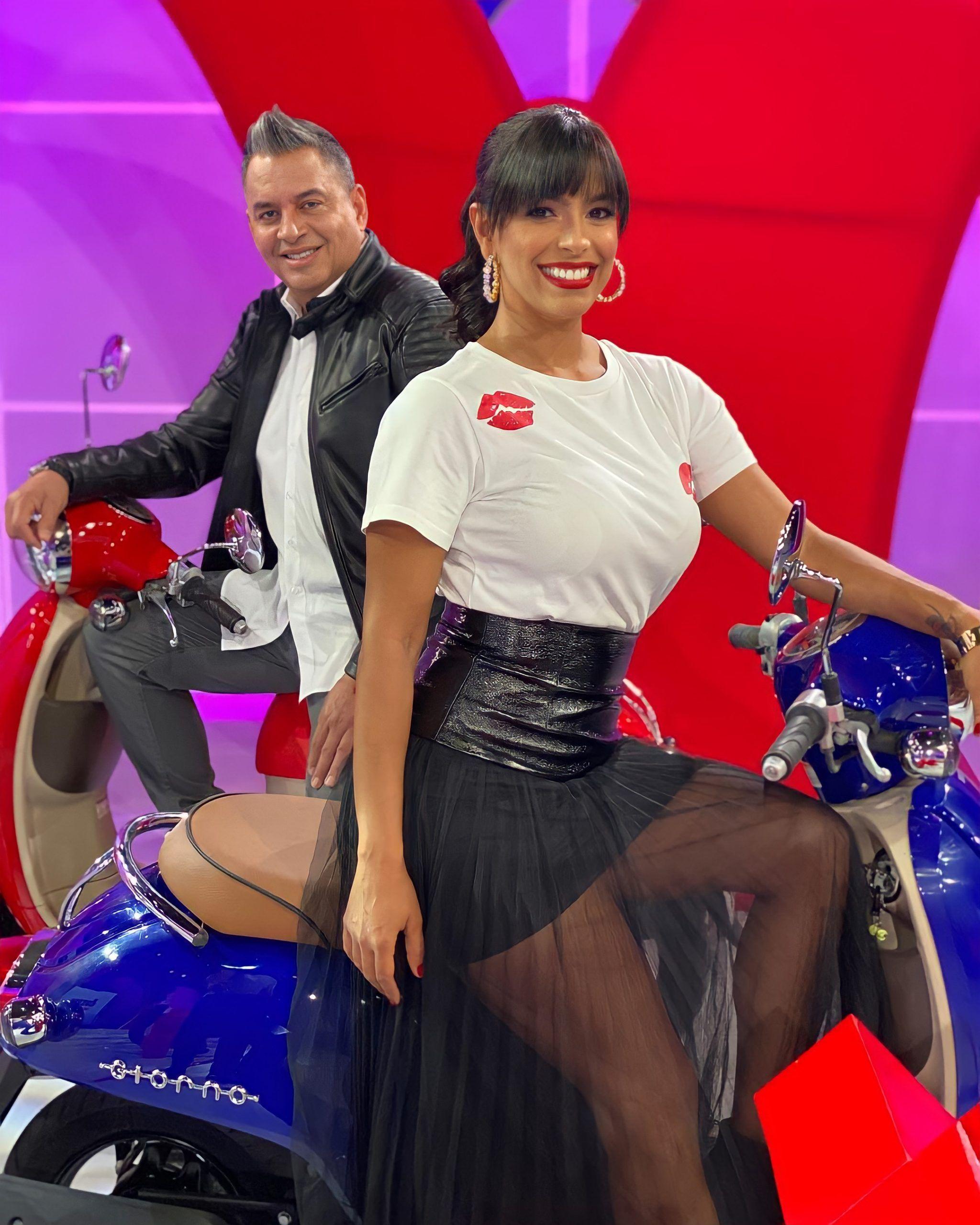 El programa con la conducción de Daniel Sarcos y Lizbeth Santos estrenará su segunda temporada este sábado 21 de noviembre al mediodía.