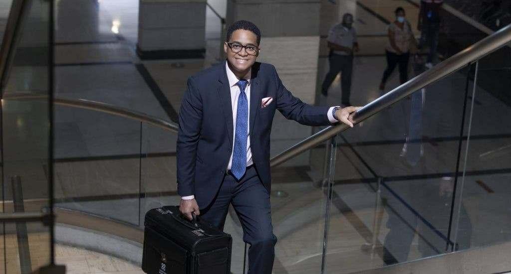 Félix Tena entra a fortalecer el equipo de juristas de la Procuraduría General de la República. (Foto: Fuente externa).-