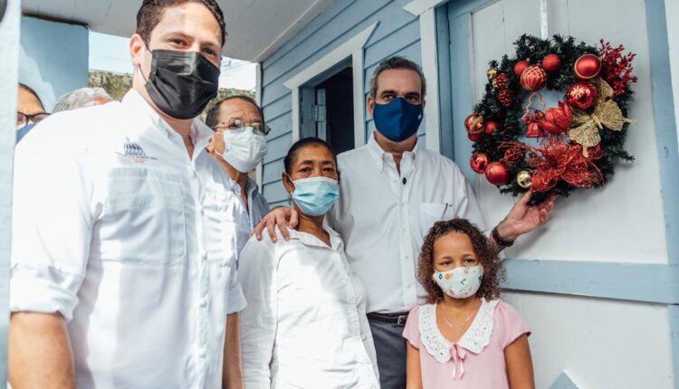 Invi da continuidad al Plan Dominicana se Reconstruye