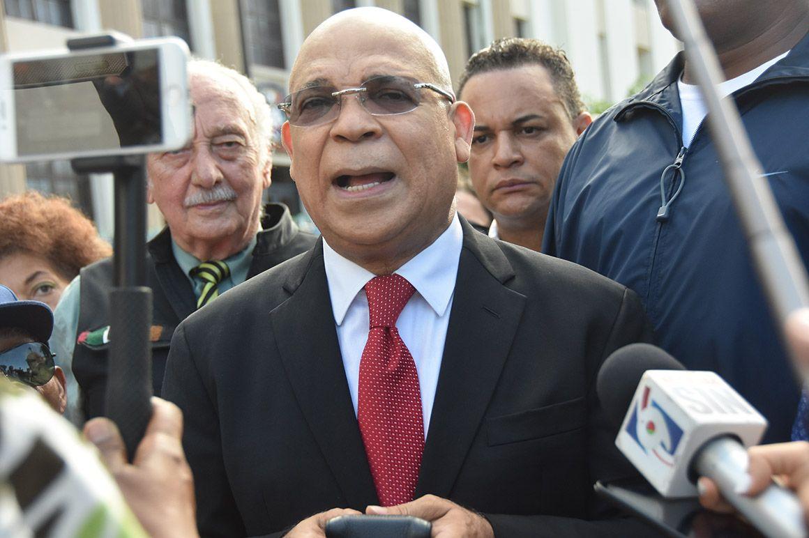 Marino Zapete demanda a Jean Alain y Maybeth Virginia Rodríguez Sánchez. Fuente externa.