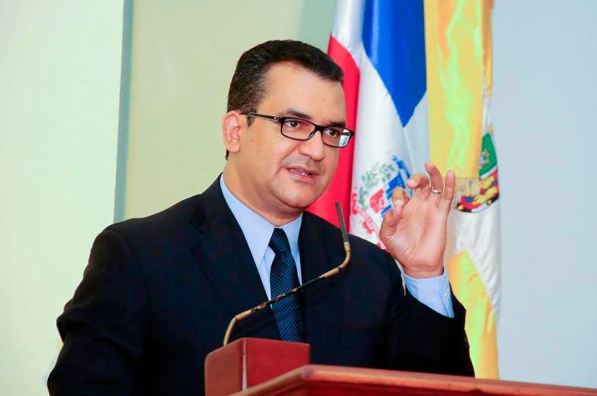 Escogen a Román Jáquez: asegura su compromiso en la JCE es con la Constitución y las leyes