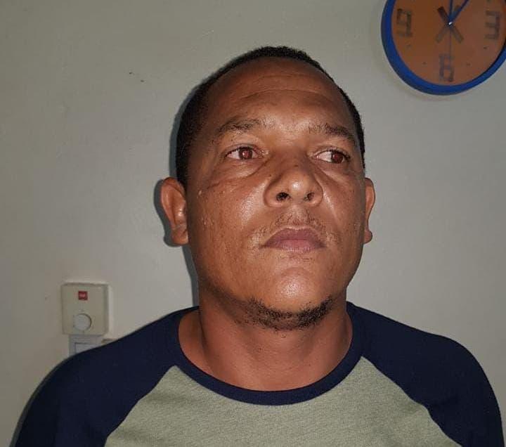 Federico Peña Segura, alias «Yulin», de 41 años