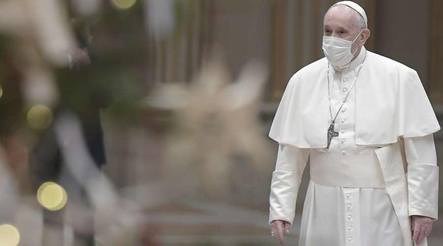 Mensaje de Navidad 2020: Papa Francisco pide vacunas para todos