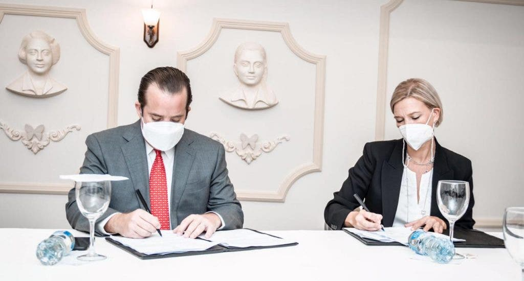 De que se trata la firma de convenio entre Ministerio Administrativo de la Presidencia y PNUD