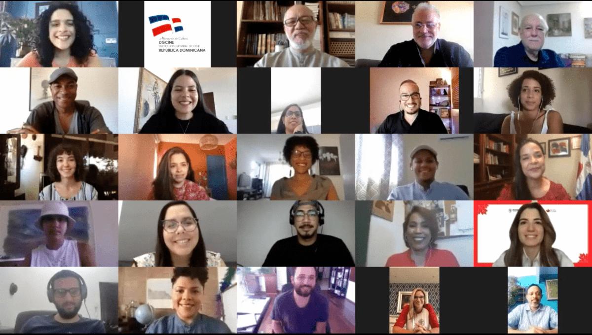 Al encuentro virtual acudieron representantes de la industria, periodistas y miembros del Consejo Intersectorial para la Promoción de la Actividad Cinematográfica (CIPAC).