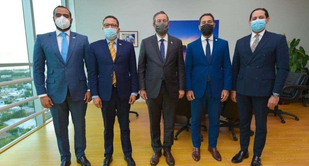 Ministerio de Medio Ambiente y CODESSD coordinan agenda de trabajo