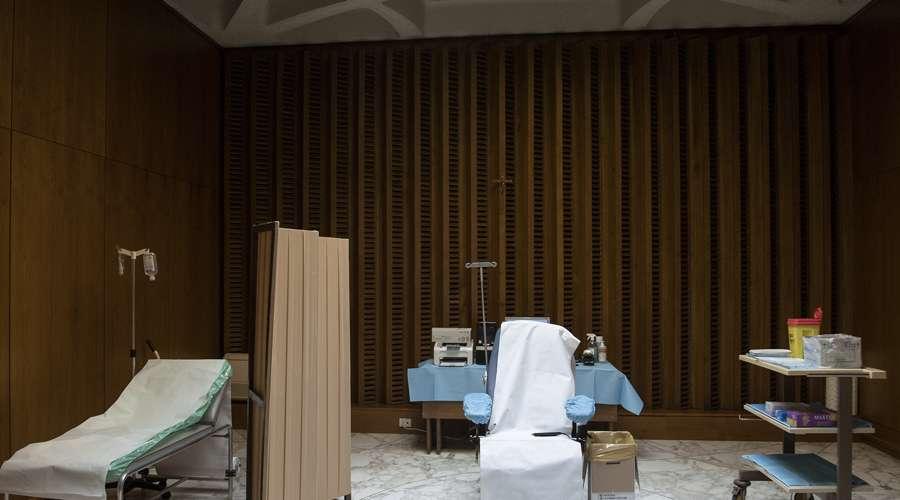 Vaticano comienza a vacunar contra el COVID-19. FUENTE EXTERNA