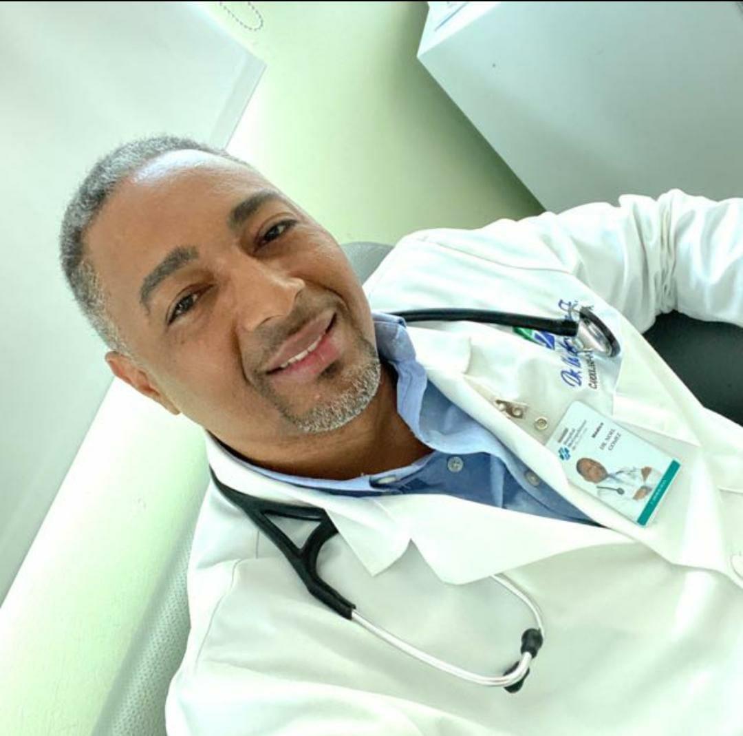 Noel Antonio Gómez Ferreira, médico. (FUENTE EXTERNA)