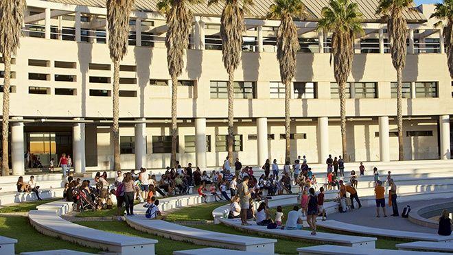 Universidad española de Alicante