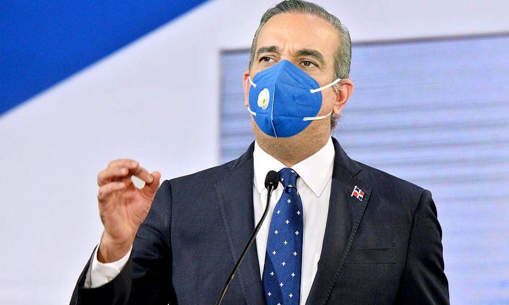 Presidente Abinader: Plan de vacunación será presentado este lunes