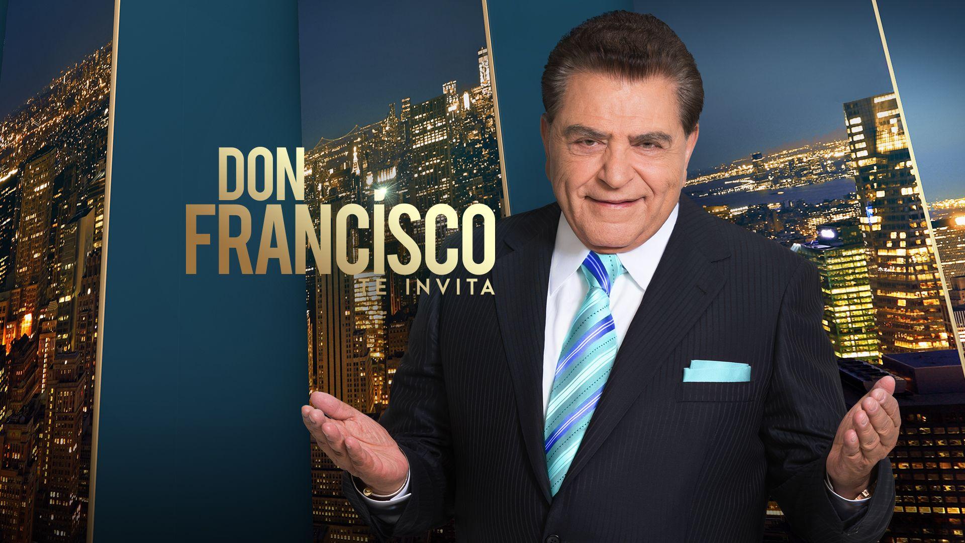 Don Francisco vuelve a la TV, de la mano de CNN en Español. Fuente externa.