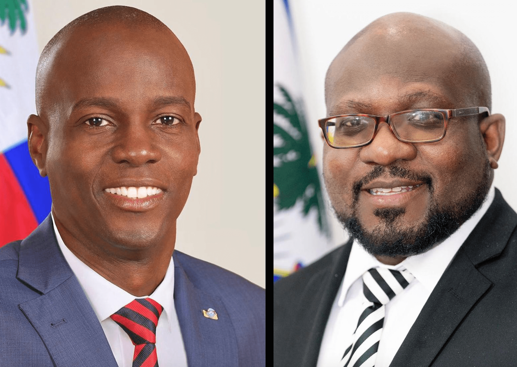 Mediante un comunicado el embajador Smith señala que la Embajada de Haití en República Dominicana se enteró con tristeza y asombro de que «un golpe de Estado iba a derrocar al presidente Jovenel Moïse, elegido democráticamente por cinco años y que llegó al poder el 7 de febrero de 2017