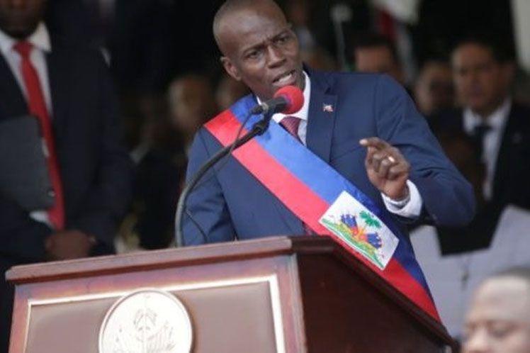 Oposición nombra juez presidente de Haití para sustituir al presidente Jovenel Moïse. FUENTE EXTERNA.