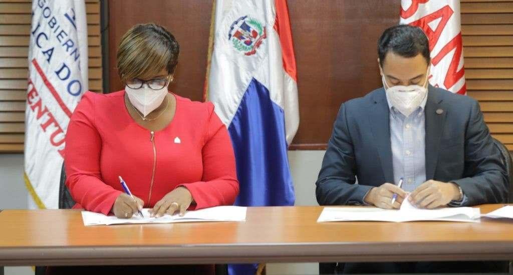 Ministerio de la Juventud y BANDEX firman acuerdo para impulsar la cultura emprendedora