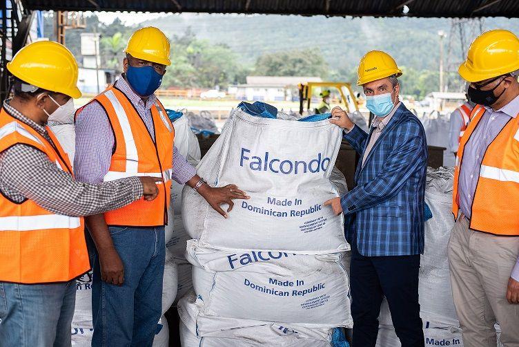 El ministro de Energía y Minas elogia los procesos de Falcondo