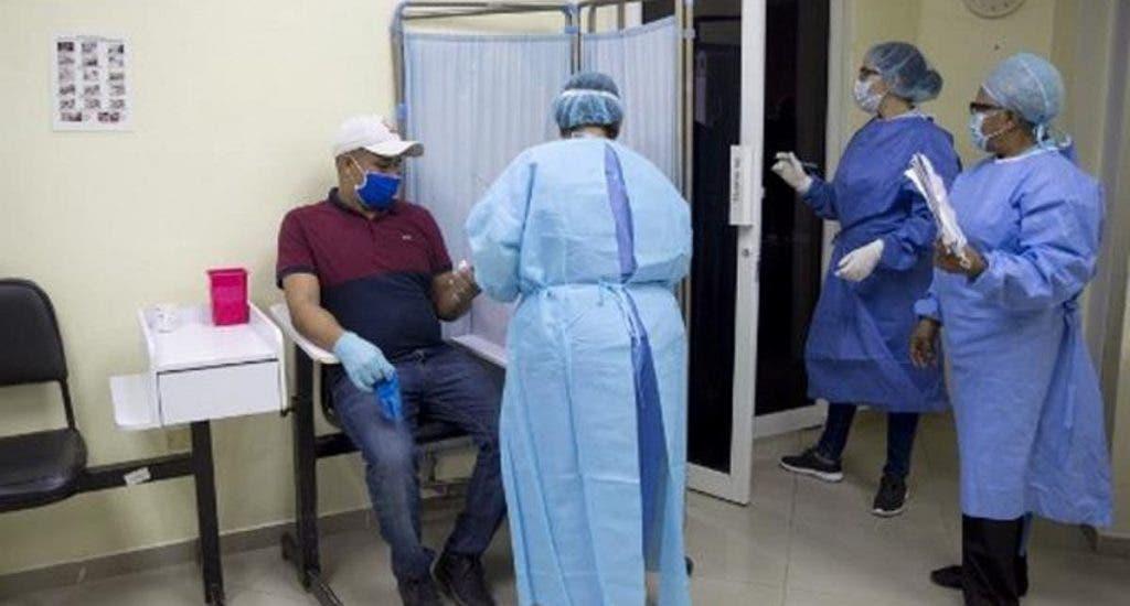 Salud Pública reporta 573 nuevos contagios y 12 defunciones más por covid-19