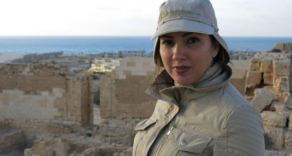 La arqueóloga Kathleen Martínez: asegura pondrá a RD en lo más alto del mundo científico
