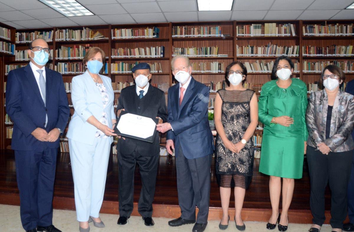 Fundación Corripio y Ministerio de Cultura entregan Premio Nacional de Literatura 2021