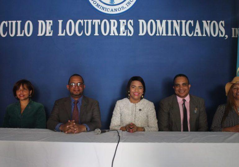 Círculo de Locutores Dominicanos anuncia celebración Semana Nacional del Locutor