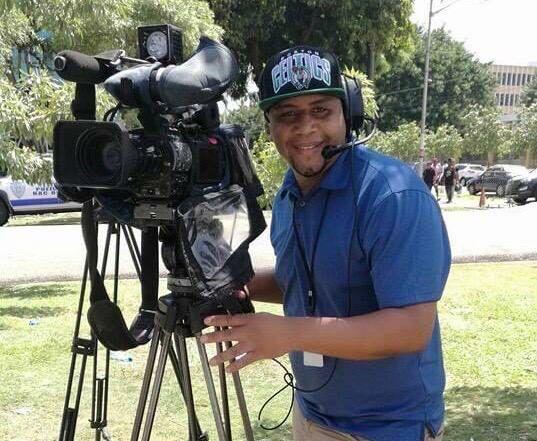Circulo de Reporteros Gráficos de luto por el fallecimiento de Radhamés Mateo, camarógrafo de SIN