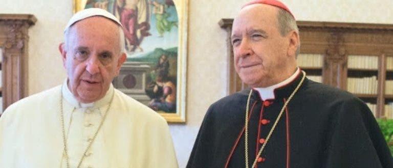 Papa felicita al Cardenal por su 60 años en el sacerdocio